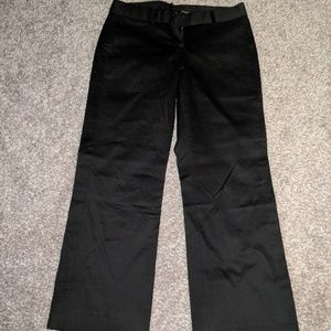 Express Editor Dress Pant Cropped or Capris